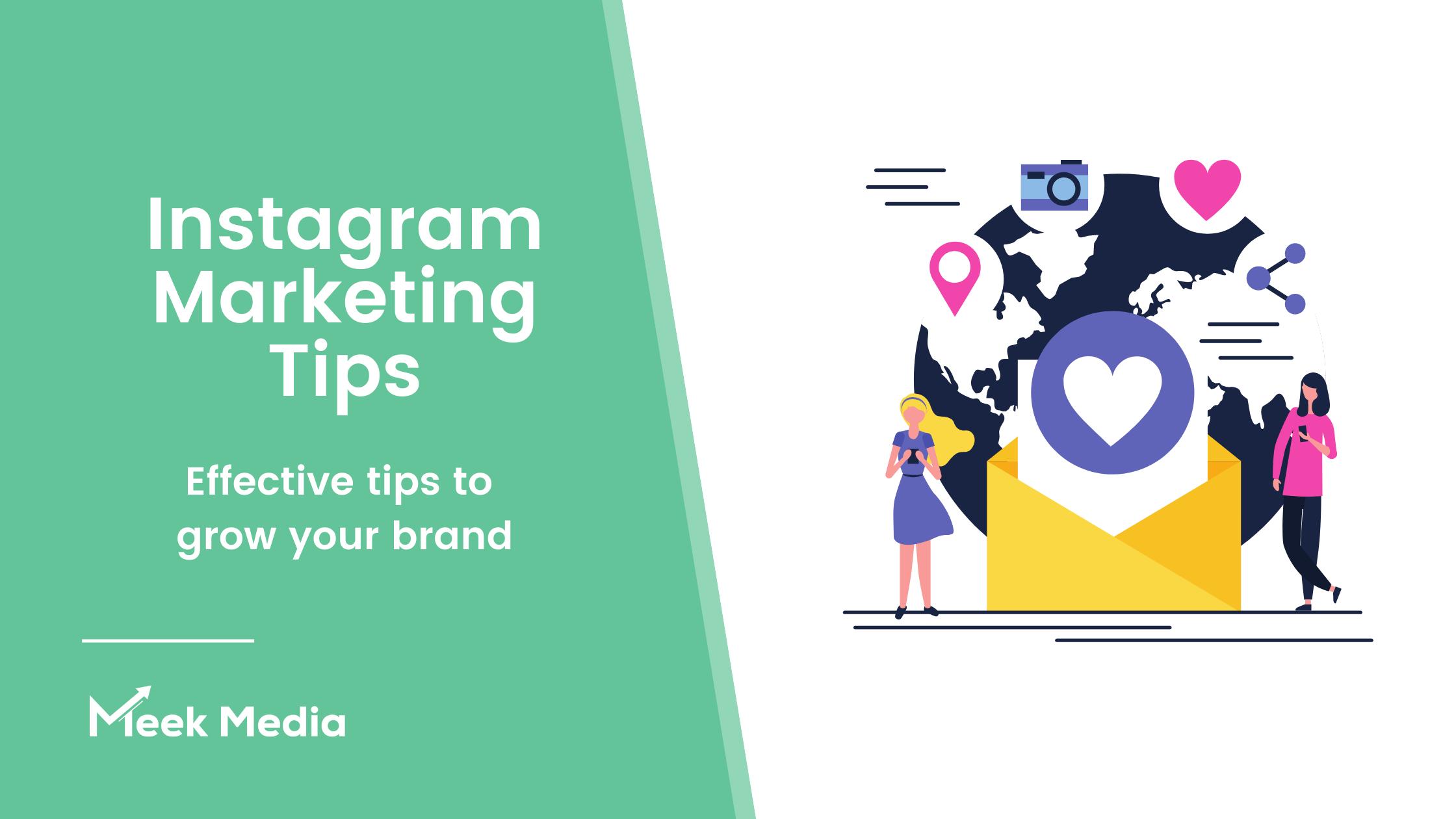 Best Instagram Marketing Tips 2021
