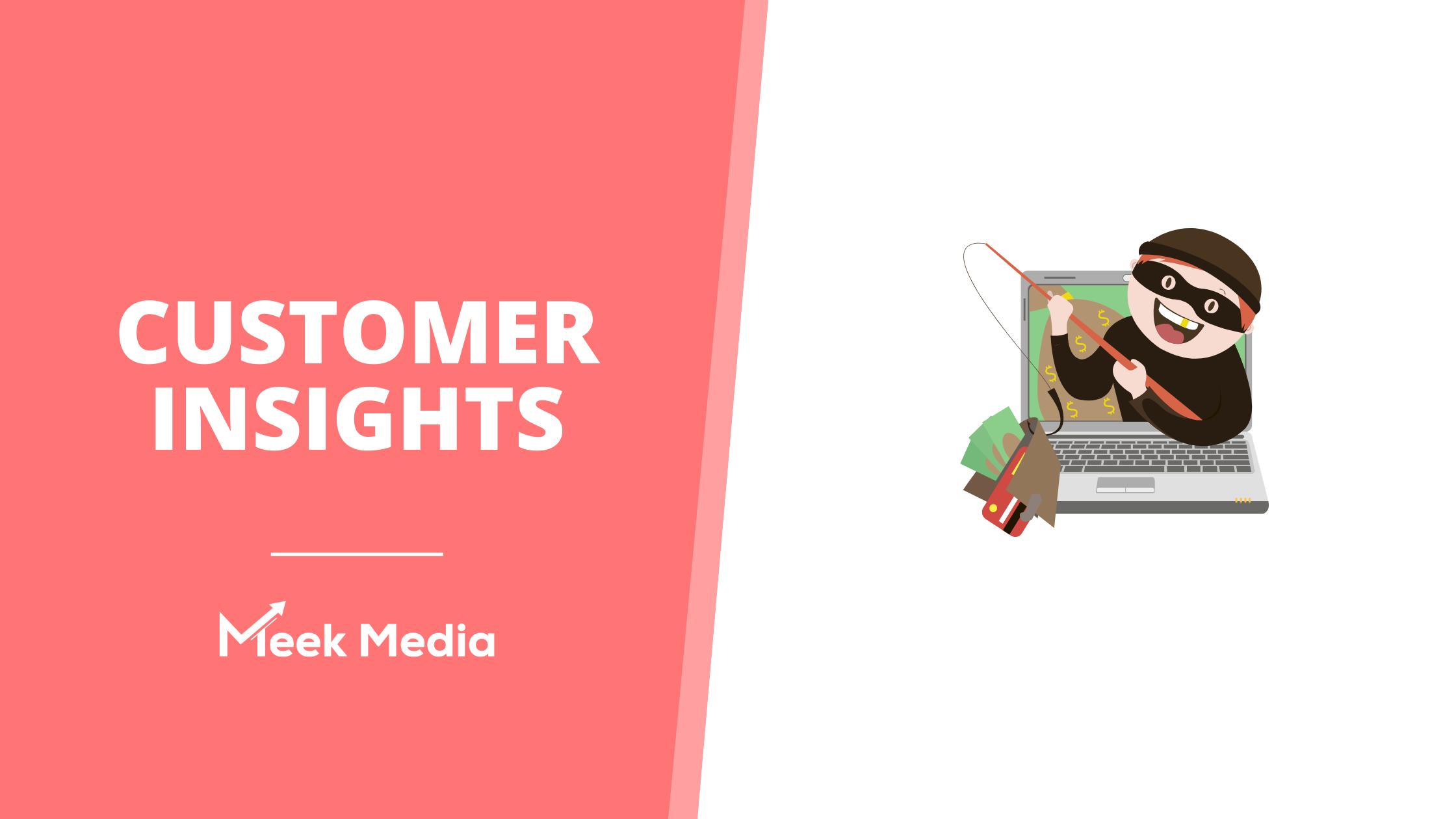 Benefits of advertising on social media - customer insights